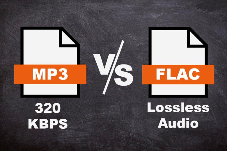 320 KBPS vs lossless audio