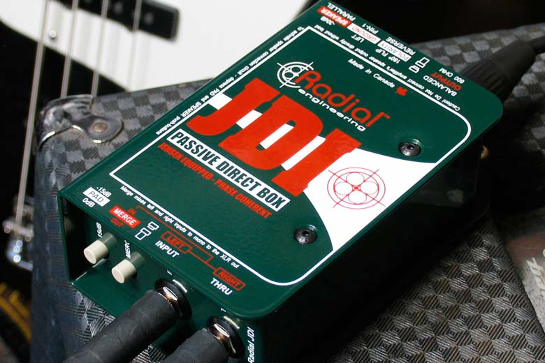 DI Box from Radial Engineering