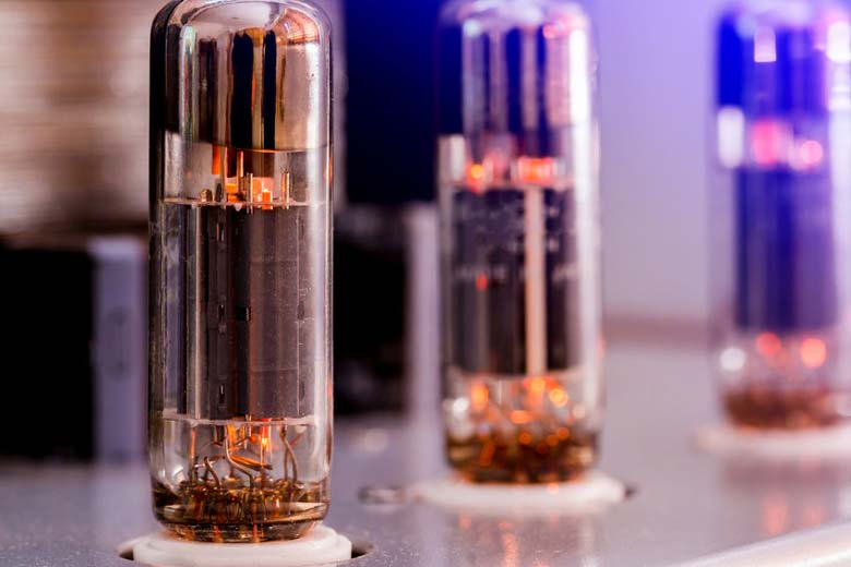 Tube amp that sounds warmer