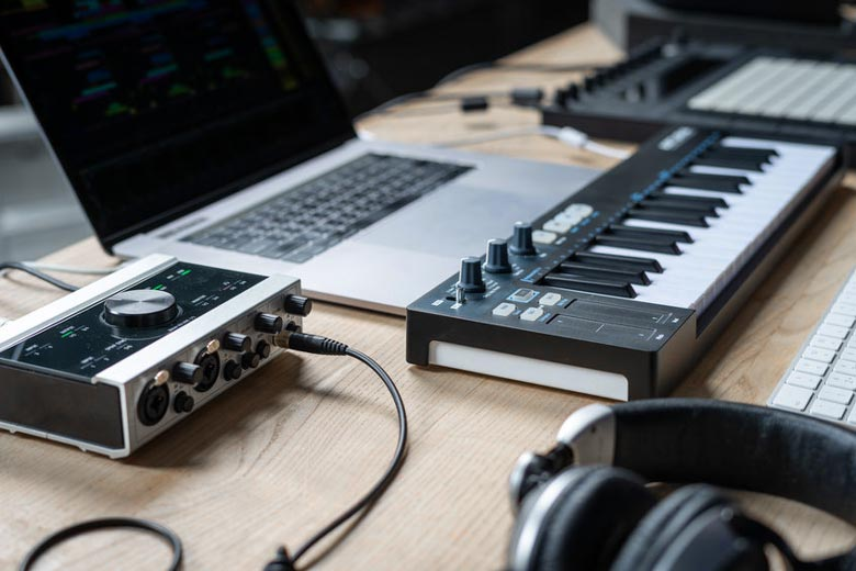 Audio interface dropping out